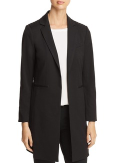 Kenneth Cole Long Open Blazer