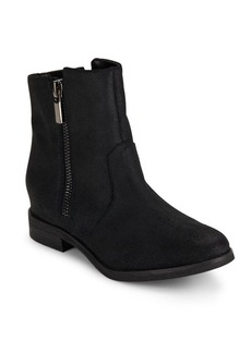 Kenneth Cole Marcy Suede Ankle Boots
