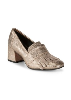 Mariel Leather Loafers