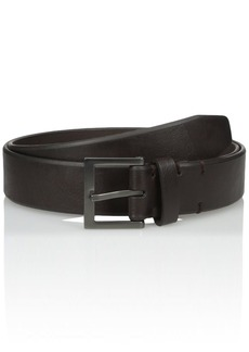 Kenneth Cole Men's 1 3/8-Inch Bevel Edge Jean Belt