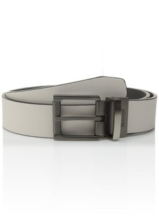 Kenneth Cole REACTION Men's 1 3/8 in. Watertown Dome Reversible Belt