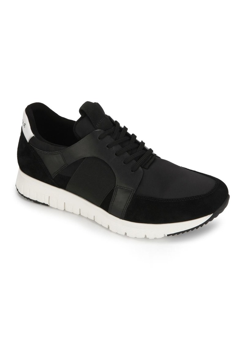 Kenneth Cole Men's Bailey Jogger B Leather Lace-Up Sneakers