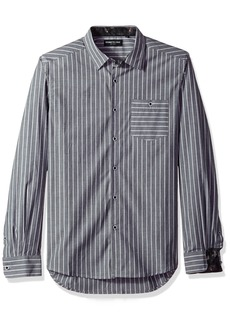 Kenneth Cole New York Long-Sleeve Bold Stripe Shirt
