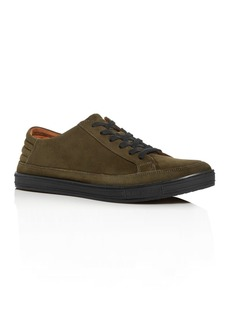 Kenneth Cole Men's Brand Stand Suede Low-Top Sneakers