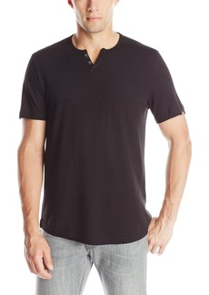 Kenneth Cole Men's Colorblock Henley Shirt