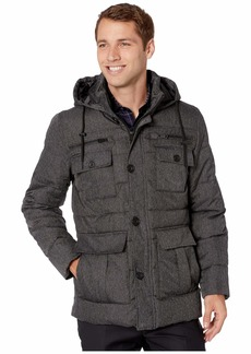 Kenneth Cole New York Men's Down Alternative Coat
