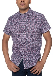 Kenneth Cole Men's Floral-Print Shirt