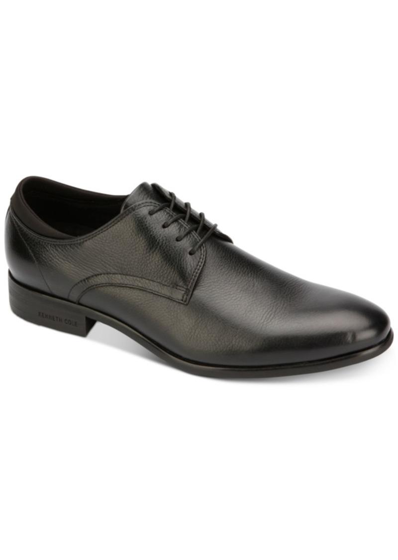 Kenneth Cole Men's Levin Leather Lace-Up Oxfords Men's Shoes