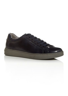 Kenneth Cole Men's Liam Leather Low-Top Sneakers