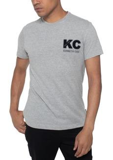 Kenneth Cole Men's Logo Graphic T-Shirt