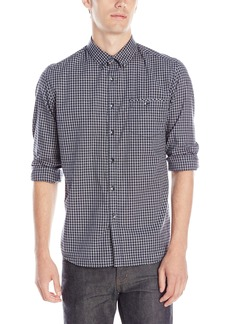 Kenneth Cole Men's Long Sleeve Check Shirt