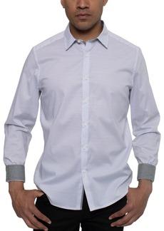 Kenneth Cole Men's Mini Paisley-Print Shirt
