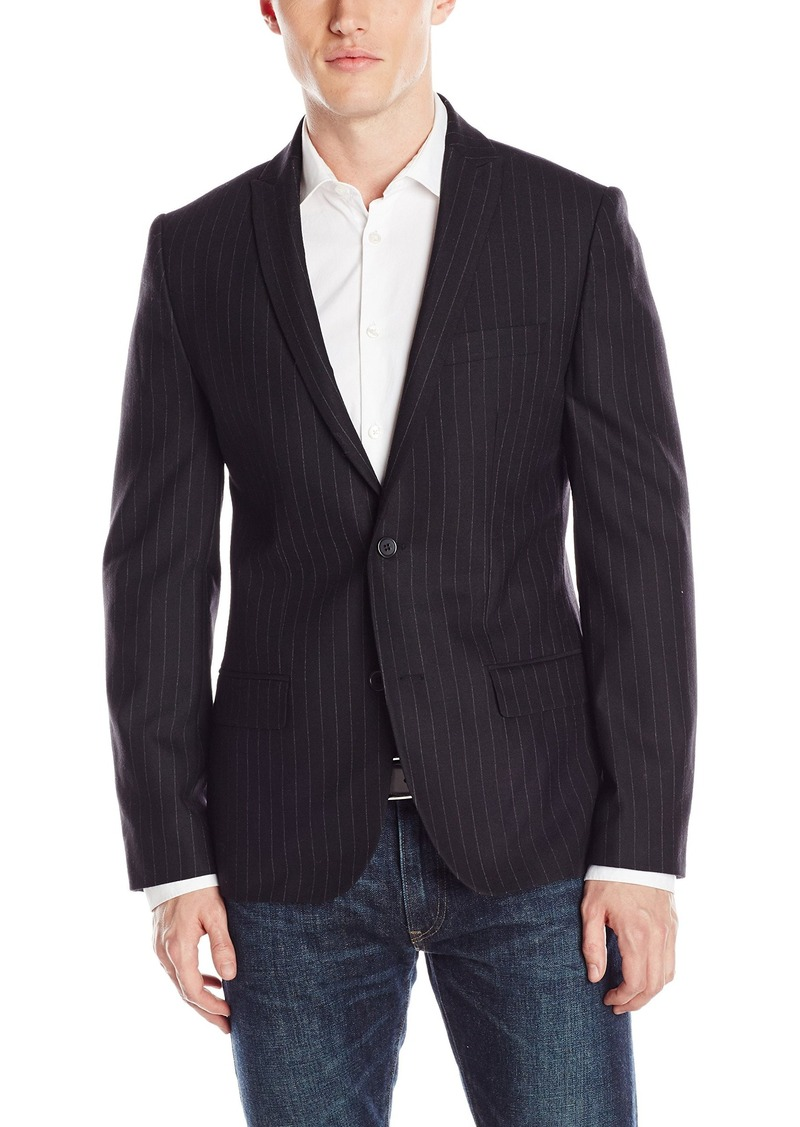 Kenneth Cole Kenneth Cole Men's Pinstripe Sportcoat | Sportcoats ...