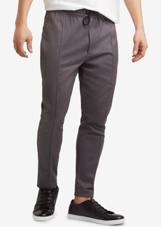 Kenneth Cole Men's Pleated Pull-On Pants