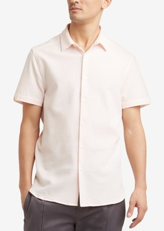 Kenneth Cole Men's Seersucker Shirt