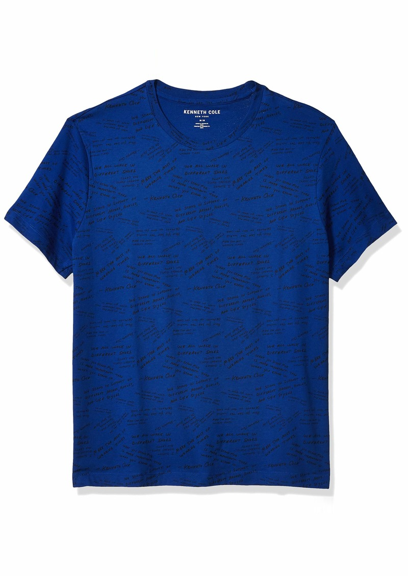 Kenneth Cole Men's T-Shirt  M