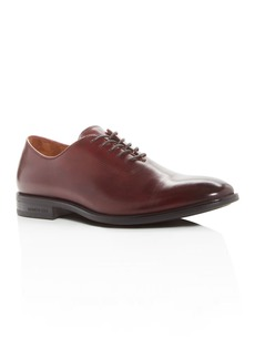 Kenneth Cole Men's Ticketpod Leather Lace-Up Oxfords