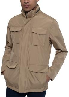 Kenneth Cole Men's Water-Resistant Tech Anorak Jacket