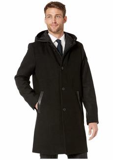 Kenneth Cole Men's Wool Coat  M