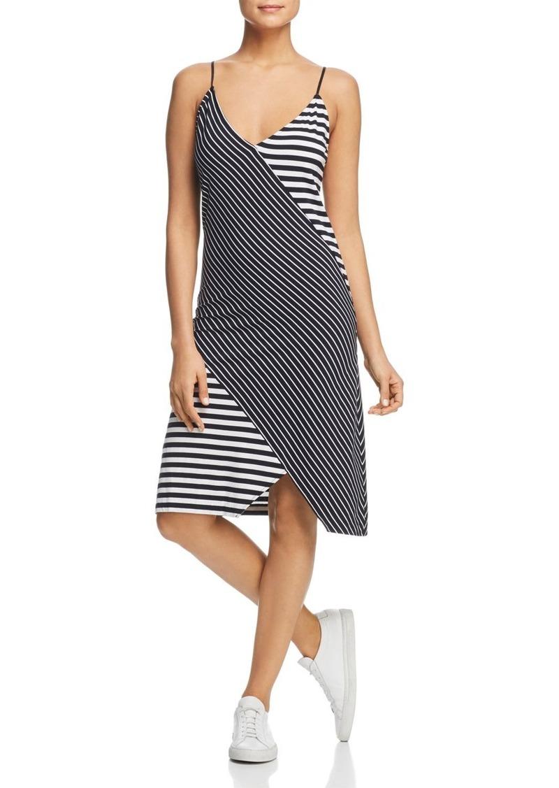 Kenneth Cole Multi-Stripe Cami Dress