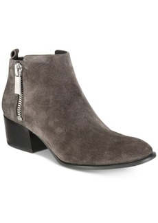 Kenneth Cole New York Addy Zippered Booties Women's Shoes