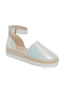 Kenneth Cole New York Babbott Platform Espadrille Sandal (Women)