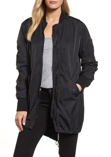 Kenneth Cole New York Bomber Anorak Jacket