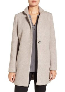 Kenneth Cole New York Bouclé Coat