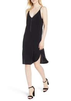 Kenneth Cole New York Chain Detail Slipdress