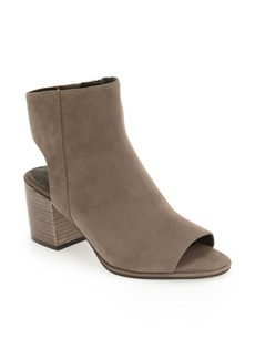 Kenneth Cole New York 'Charlo' Open Toe Bootie (Women)
