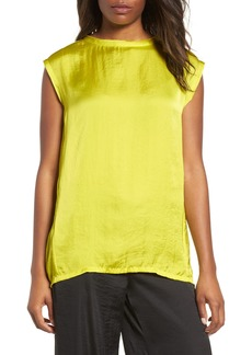 Kenneth Cole New York Circle Blouse