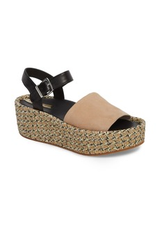 Kenneth Cole New York Danton Platform Wedge Sandal (Women)
