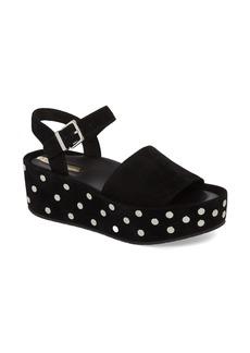 Kenneth Cole New York Danton Studs Platform Sandal (Women)