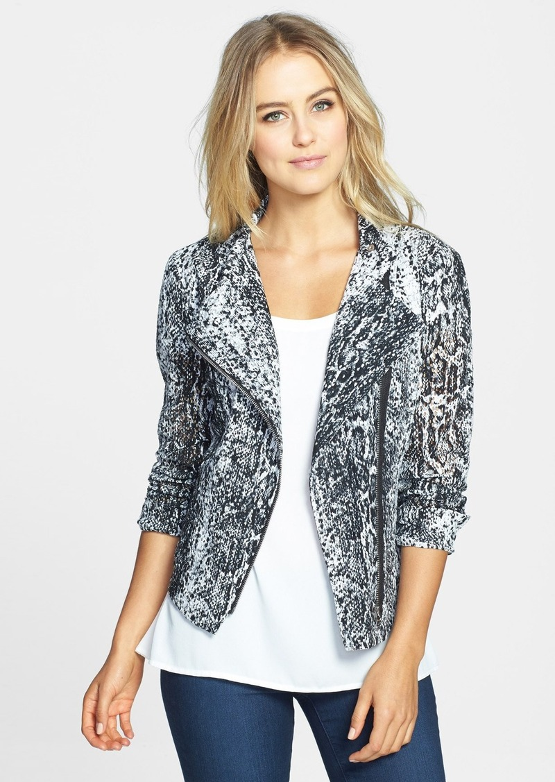 Kenneth Cole New York 'Ella' Jacket (Petite)
