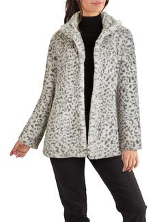 Kenneth Cole New York Faux Fur Jacket