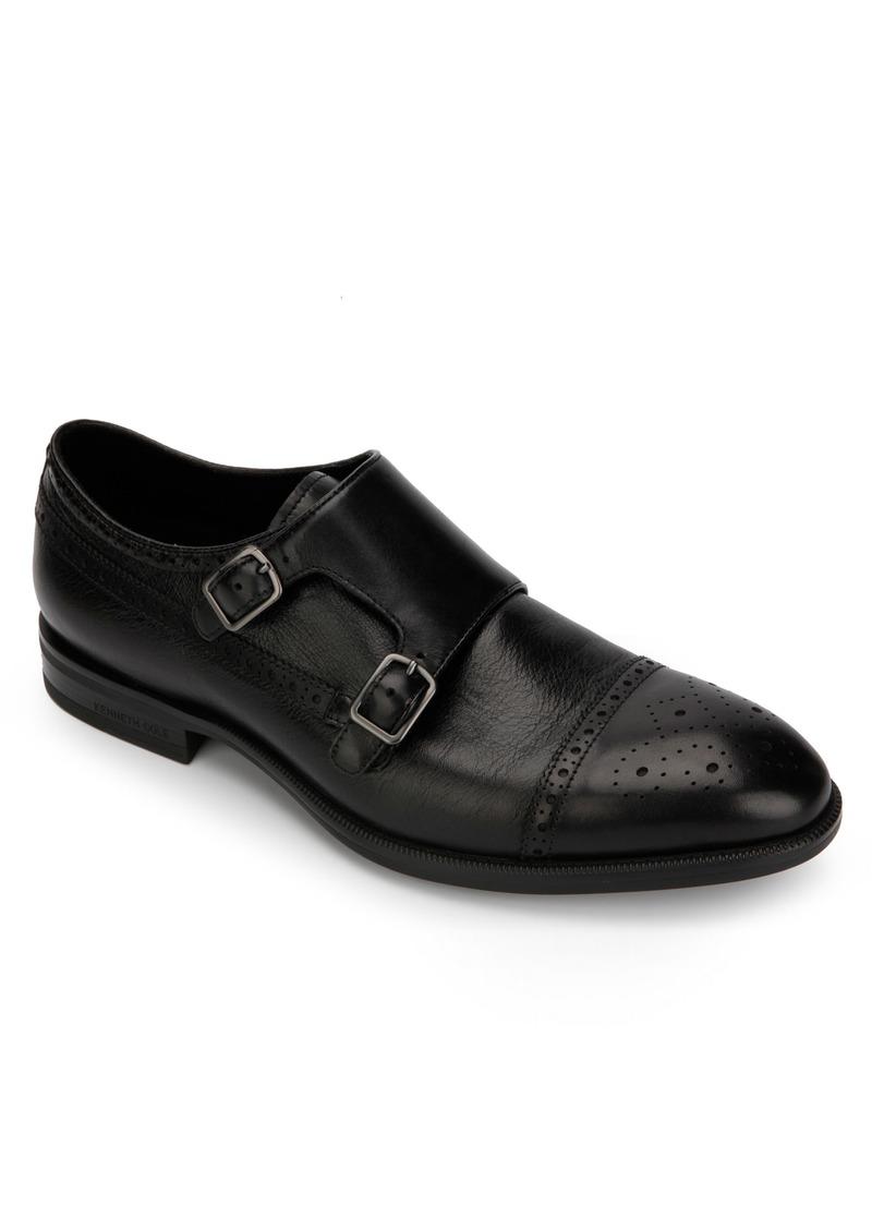 Kenneth Cole New York Futurepod Double Monk Strap Shoe (Men)