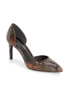 Kenneth Cole New York 'Gem' d'Orsay Pointy Toe Pump (Women)