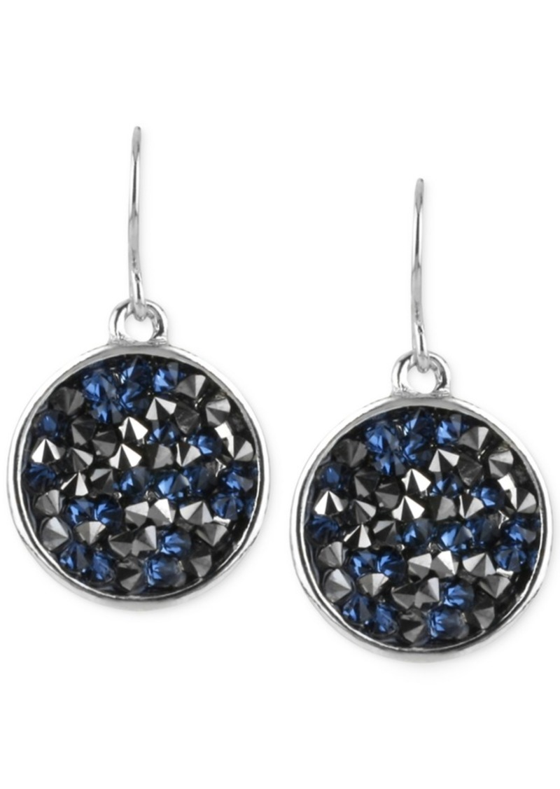 Kenneth Cole New York Faceted Bead Disc Drop Earring