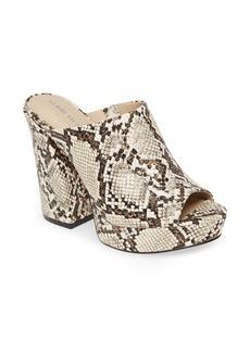 Kenneth Cole New York Gracen Mule Platform Sandal (Women)
