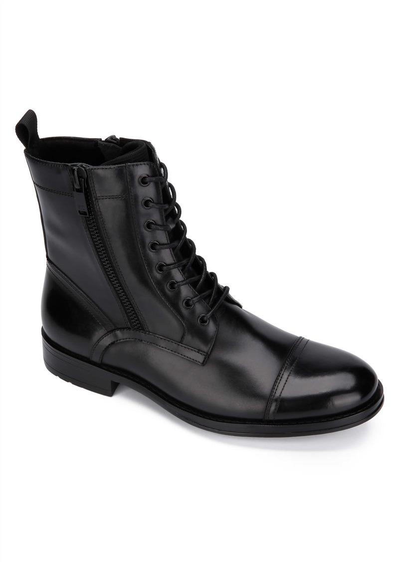 Kenneth Cole New York Hugh Cap Toe Boot (Men)