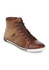 Kenneth Cole New York Initial Point High Top Leather Sneaker