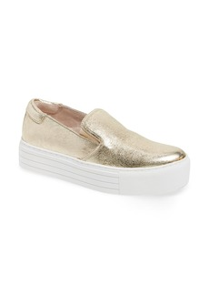 Kenneth Cole New York Joanie Slip-On Platform Sneaker (Women)