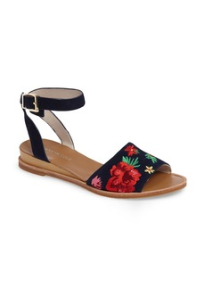Kenneth Cole New York Jory Embroidered Sandal (Women)