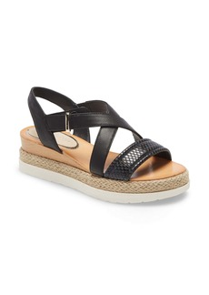 Kenneth Cole New York Jules Espadrille Platform Sandal (Women)