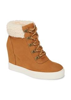 Kenneth Cole New York Kam Faux Fur High Top Sneaker (Women)