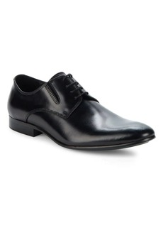 Kenneth Cole New York Leather Lace-Up Oxfords