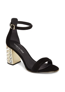 Kenneth Cole New York Luisa Imitation Pearl Embellished Sandal (Women)