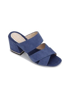 Kenneth Cole New York Women's Maisie Stitch Mules Women's Shoes
