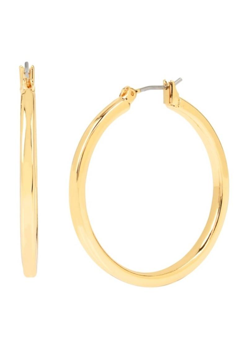 Kenneth Cole New York Medium Hoop Earring