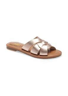 Kenneth Cole New York Mellow Swirl Slide Sandal (Women)